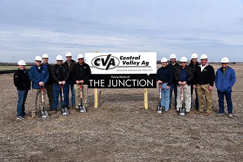 The Junction Groundbreaking