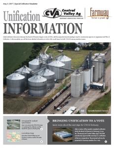 CVA FARMWAY NEWSLETTER COVER